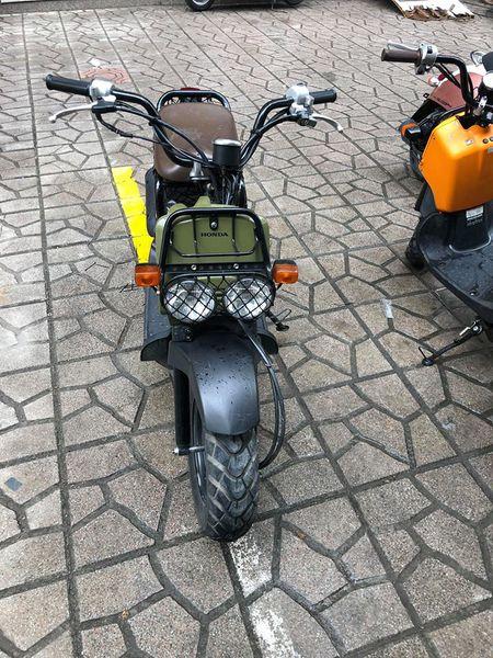 Honda Zoomer 50cc Xe ngau cho nhung tay choi ca tinh - 2