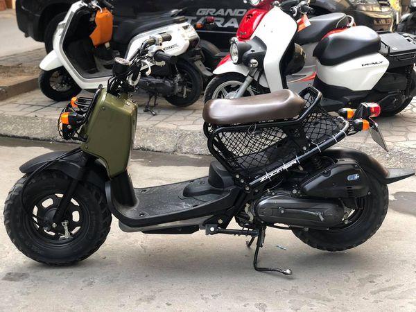 Honda Zoomer 50cc Xe ngau cho nhung tay choi ca tinh - 4