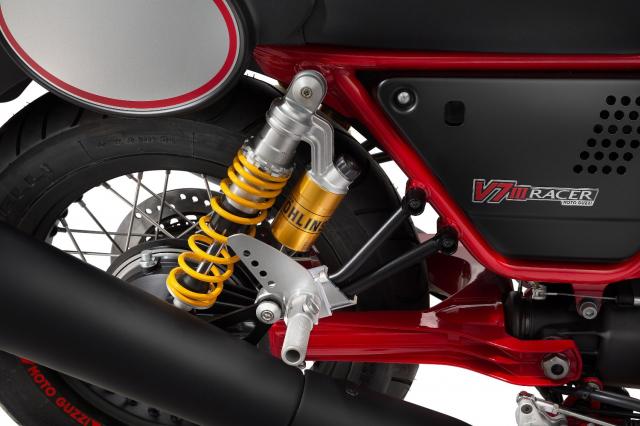 Moto Guzzi V7 III Racer chuan bi ra mat thi truong Bac My co gia tu 231 trieu VND - 5