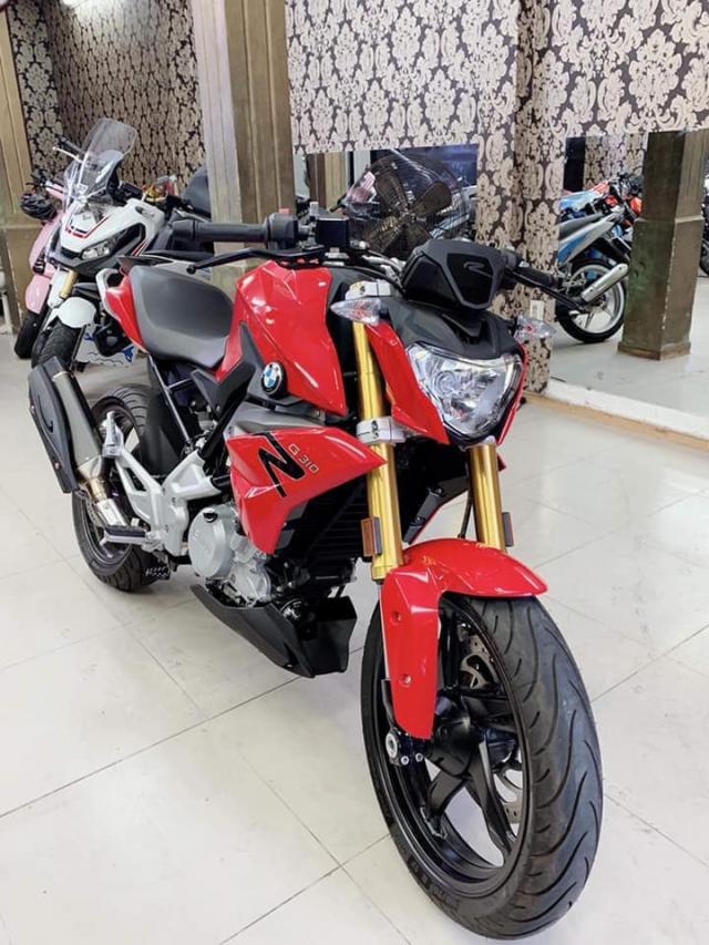 Can ban BMW G310R do 112018 odo 327km xe 1 chu mua dap thung luon - 2
