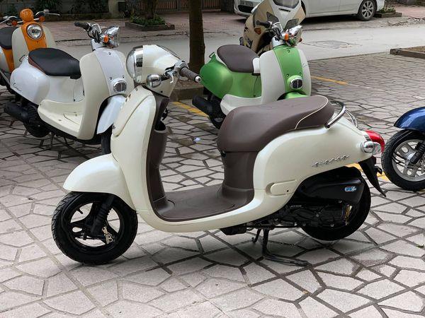 Neu dang dinh tau xe dung bo qua mau Scooter ca tinh Honda Giorno 50cc