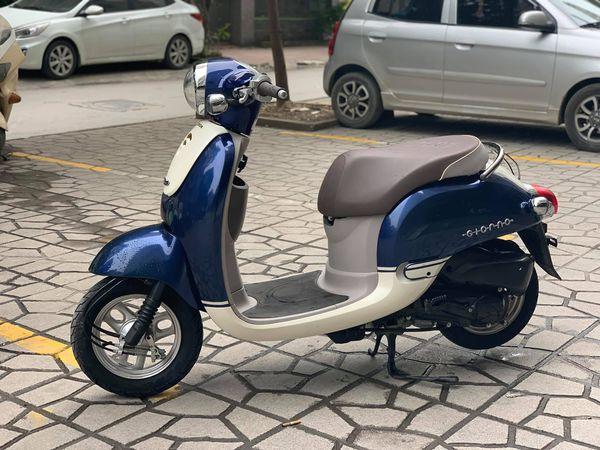 Neu dang dinh tau xe dung bo qua mau Scooter ca tinh Honda Giorno 50cc - 3
