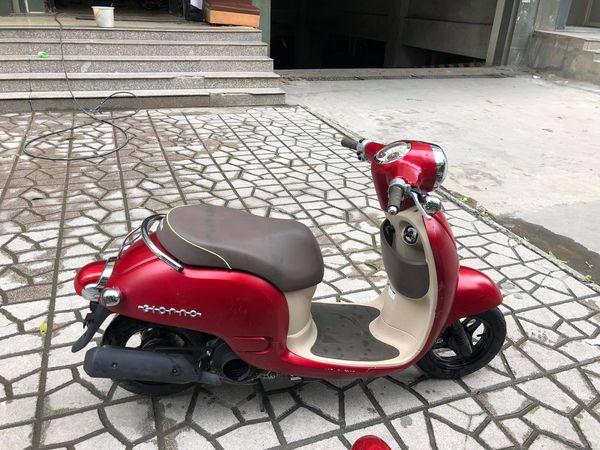 Neu dang dinh tau xe dung bo qua mau Scooter ca tinh Honda Giorno 50cc - 5