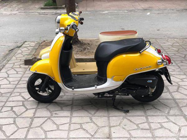 Neu dang dinh tau xe dung bo qua mau Scooter ca tinh Honda Giorno 50cc - 6
