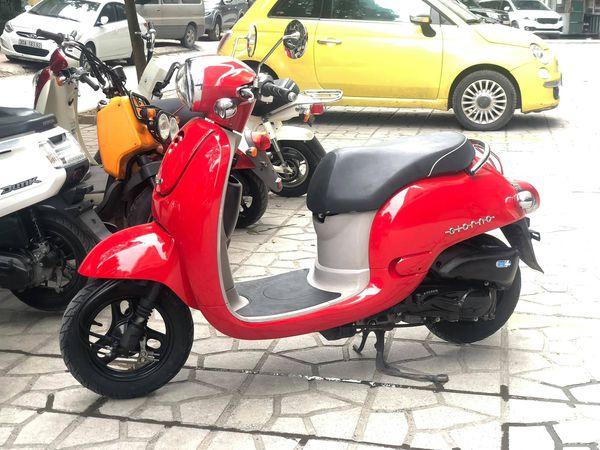 Neu dang dinh tau xe dung bo qua mau Scooter ca tinh Honda Giorno 50cc - 4