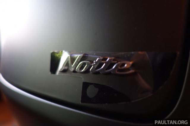 Phien ban Vespa Notte 2019 GTS Super 300 va Sprint 150 iGET vua trinh lang voi gia tu 100 trieu - 11