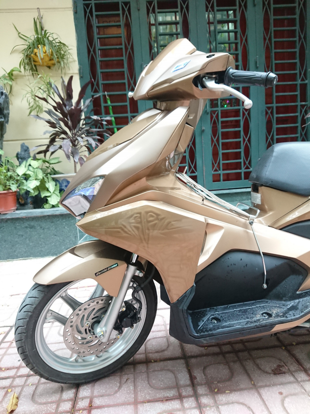 Rao ban Honda Airblade fi 2016 tu tinh 3D chinh chu con nhu moi bien HN - 4