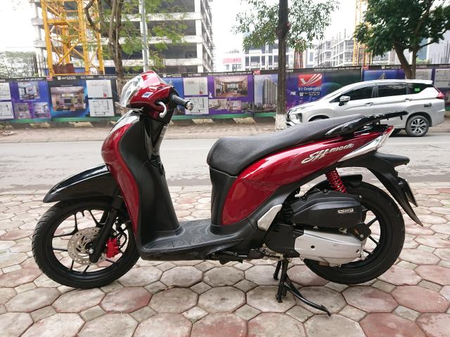 Rao ban Honda Sh mode Sport chinh chu con moi dang su dung - 4