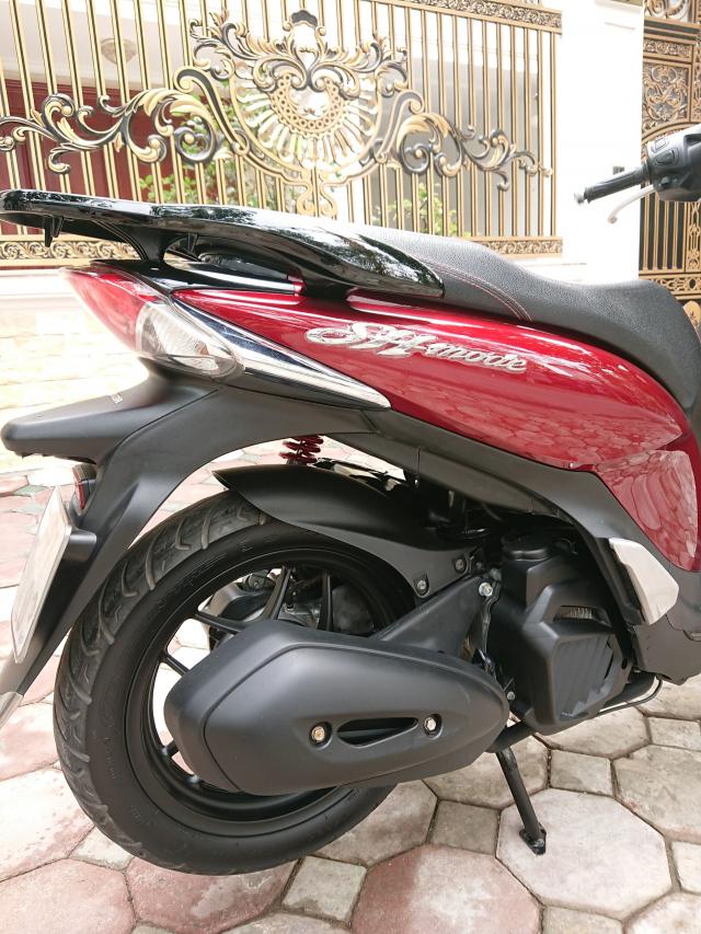 Rao ban Honda Sh mode Sport chinh chu con moi dang su dung - 5