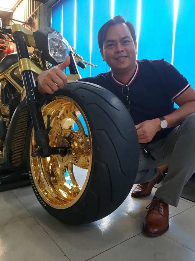 Sieu xe PKL dat Vang cua doanh nhan Viet da co mat o Sai Gon - 6
