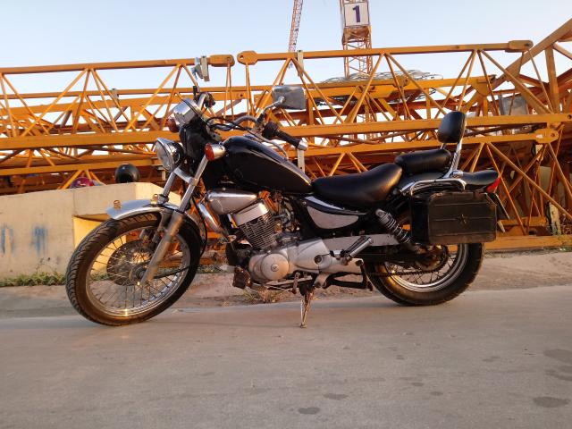 SYM Husky 150 cc