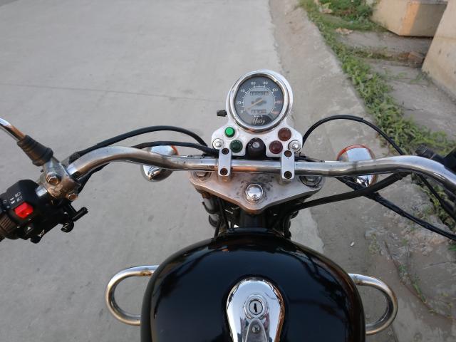 SYM Husky 150 cc - 6