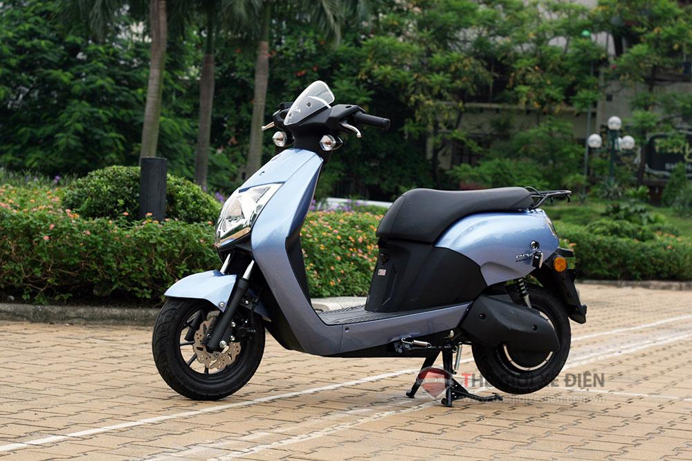 Xe dien Honda thuong hieu Nhat ben lau - 2