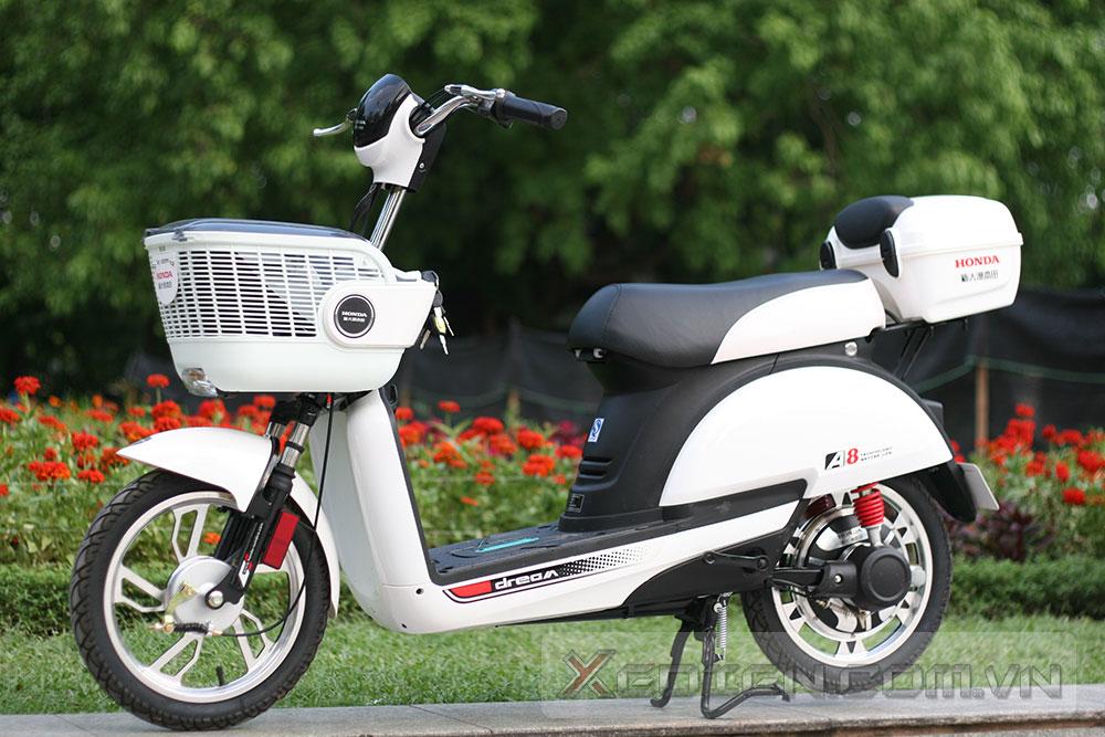 Xe dien Honda thuong hieu Nhat ben lau - 3