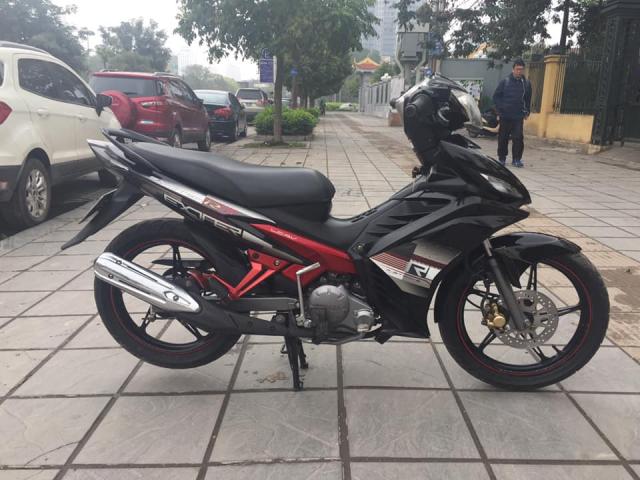 Yamaha Exciter 135cc con tu dong bien Ha noi 5 so - 2