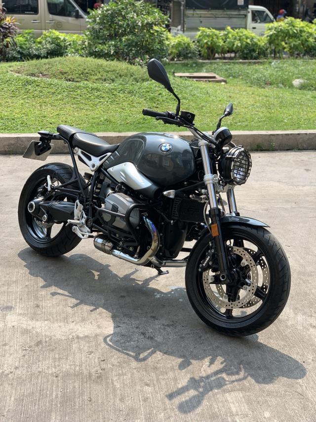 _ Can Ban BMW R Nine T R9T ABS date cuoi 2018 Mau moi odo 1000km HQCN ngay chu dung ban