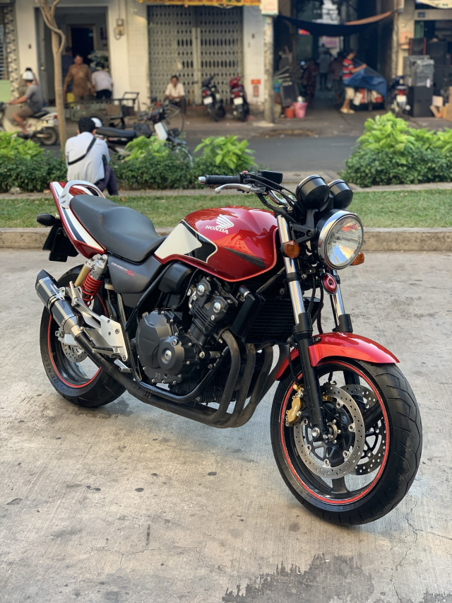 _ Can Ban Honda CB400 Super Four Revo Fi Date 20112012 xe kho nhat co bo giay di duong - 2