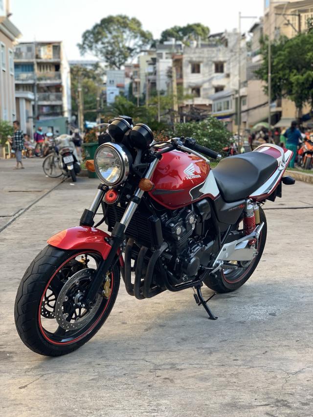 _ Can Ban Honda CB400 Super Four Revo Fi Date 20112012 xe kho nhat co bo giay di duong - 3