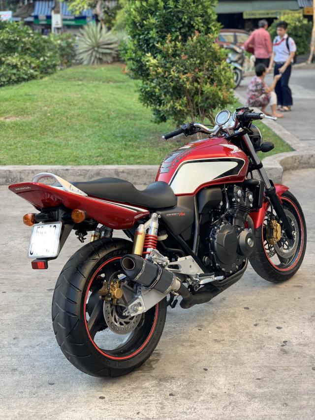 _ Can Ban Honda CB400 Super Four Revo Fi Date 20112012 xe kho nhat co bo giay di duong - 4