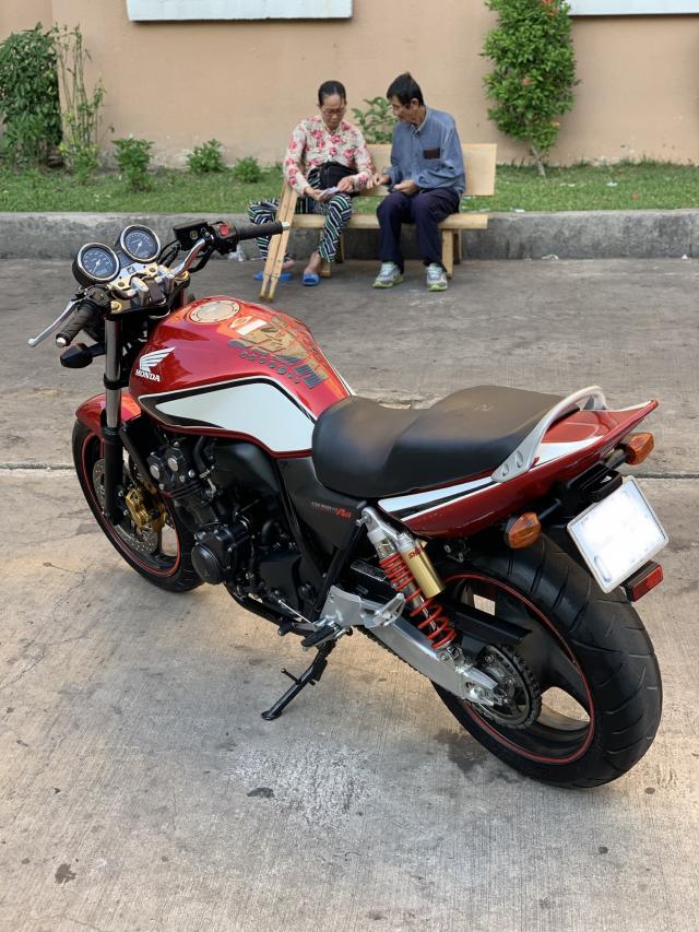 _ Can Ban Honda CB400 Super Four Revo Fi Date 20112012 xe kho nhat co bo giay di duong - 5