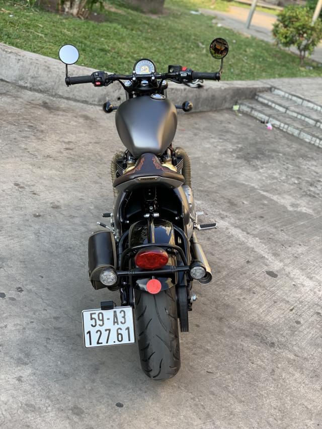_ Can Ban Xe Triumph Bobber ABS HQCN date T82017 odo 6500 ngay chu dung ban xe moi tinh - 3