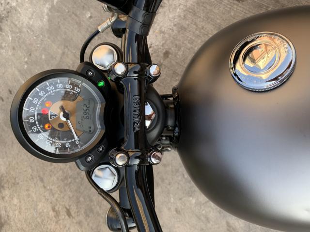 _ Can Ban Xe Triumph Bobber ABS HQCN date T82017 odo 6500 ngay chu dung ban xe moi tinh - 7