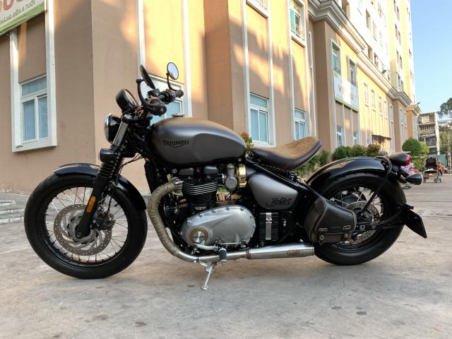 _ Can Ban Xe Triumph Bobber ABS HQCN date T82017 odo 6500 ngay chu dung ban xe moi tinh - 8