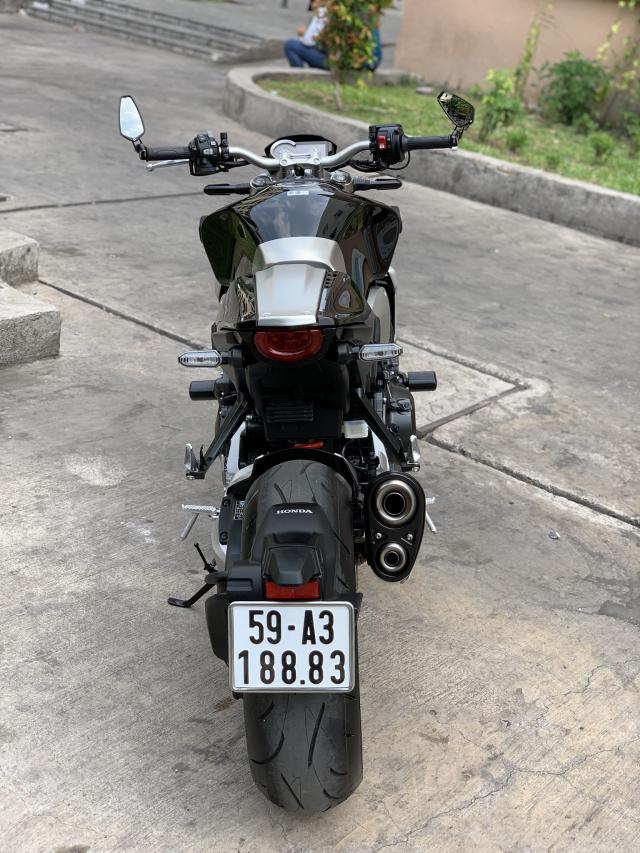 __ Can Ban be HONDA CB1000R ABS Plus Ban Full nhap Y DKLD T122018 HQCN odo 350km ngay chu