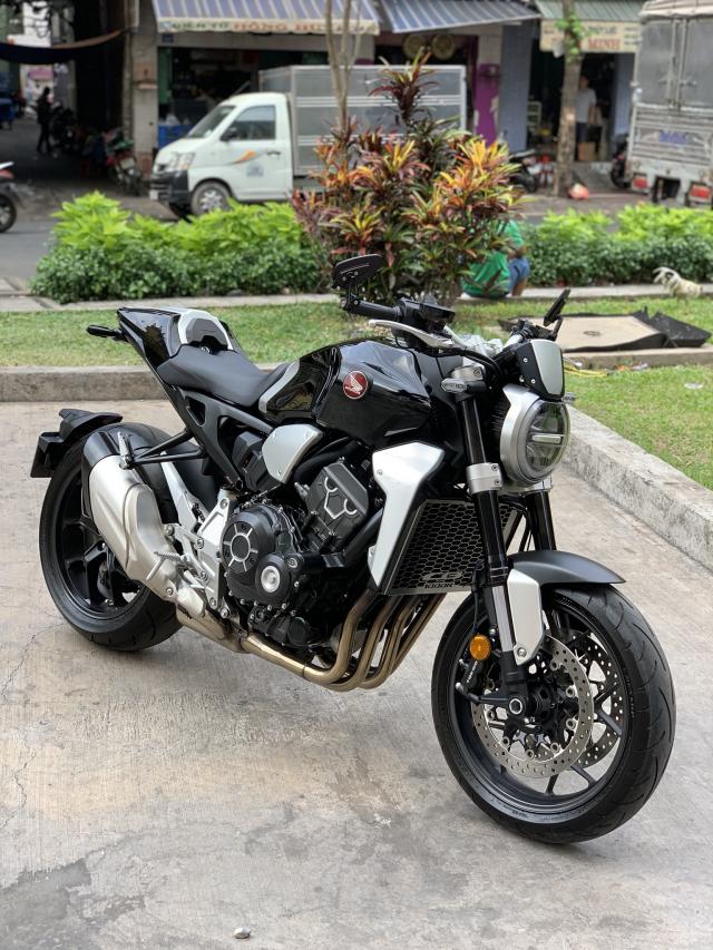 __ Can Ban be HONDA CB1000R ABS Plus Ban Full nhap Y DKLD T122018 HQCN odo 350km ngay chu - 3