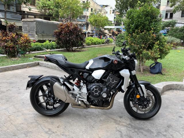 __ Can Ban be HONDA CB1000R ABS Plus Ban Full nhap Y DKLD T122018 HQCN odo 350km ngay chu - 5
