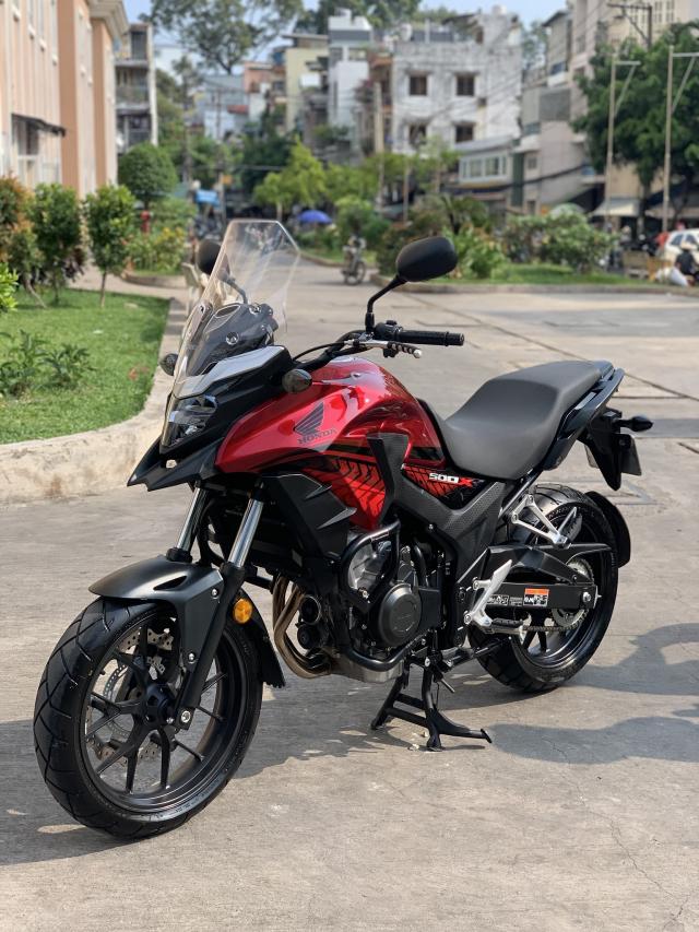 __ Can Ban be HONDA CB500X ABS DKLD T102018 HQCN odo 1700km ngay chu dung ban xe dep moi