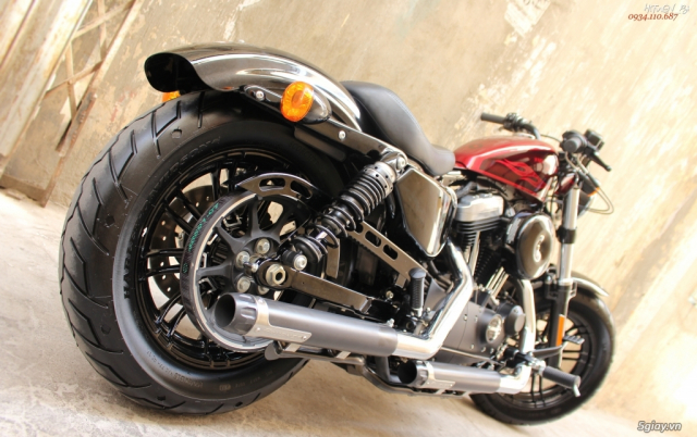 ___ Can Ban ___HARLEY DAVIDSON Forty Eight 1200cc Hard Candy ABS 2017 Keyless___ - 8