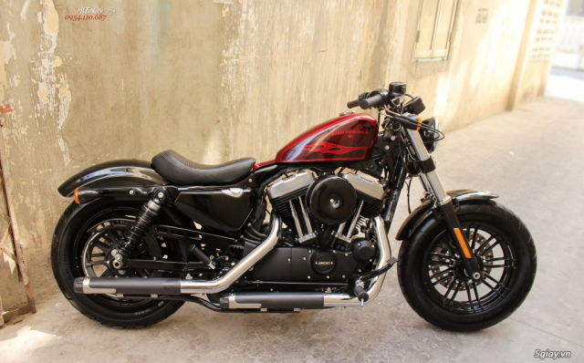 ___ Can Ban ___HARLEY DAVIDSON Forty Eight 1200cc Hard Candy ABS 2017 Keyless___ - 3