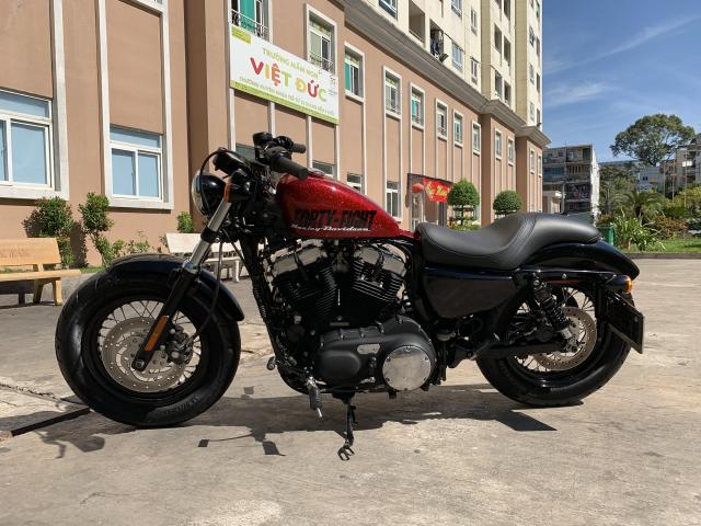 __Can Ban HARLEY DAVIDSON Forty Eight Sporter Harley HD48 1200cc Ban My chay ngon hon - 9