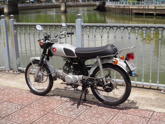 Ban CL50 da do 110cc