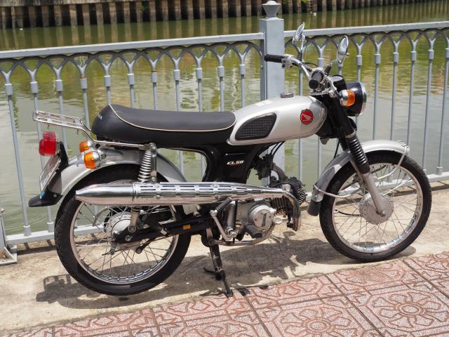 Ban CL50 da do 110cc - 4