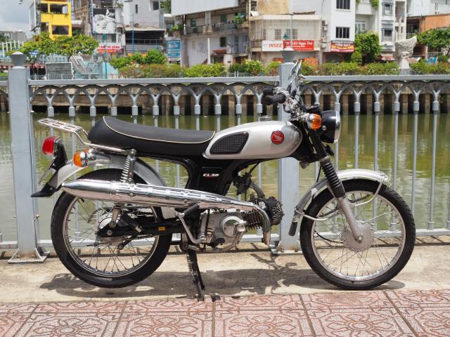 Ban CL50 da do 110cc - 5
