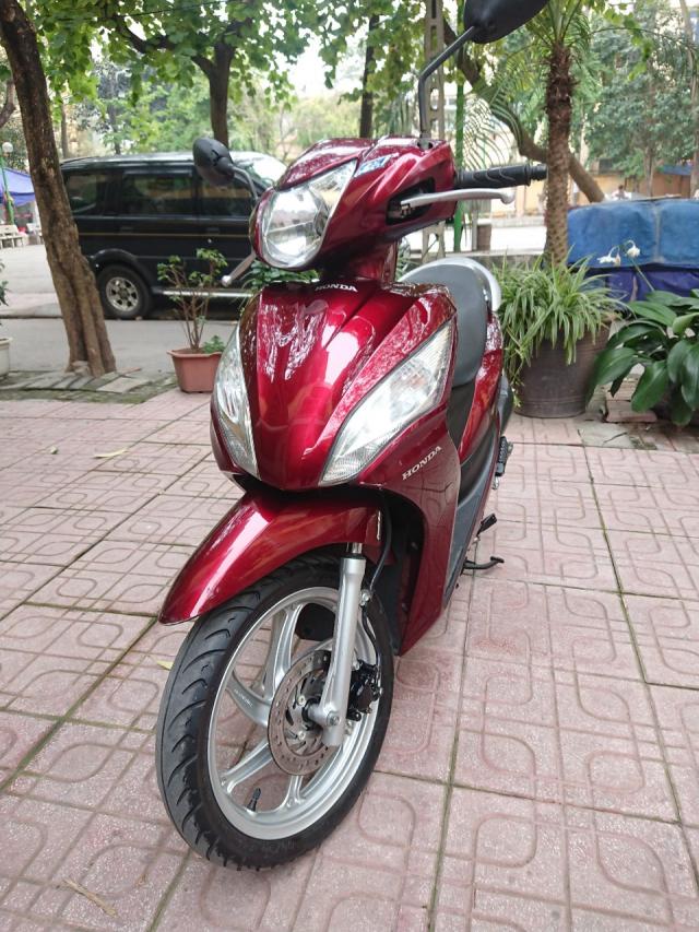 Ban Honda Vision 2013 do man chinh chu su dung di rat it HN - 5
