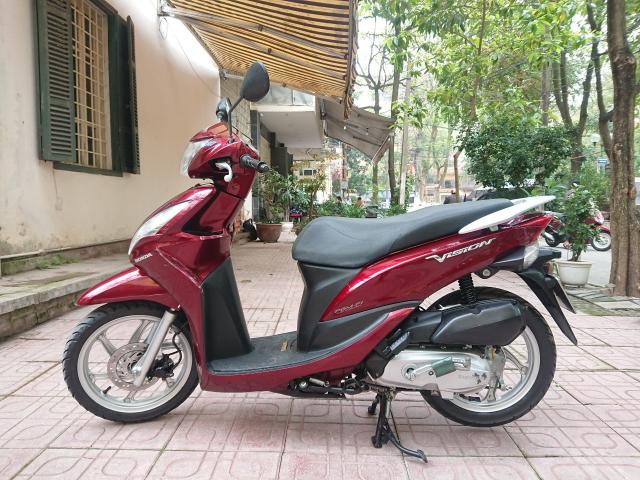 Ban Honda Vision 2013 do man chinh chu su dung di rat it HN - 6