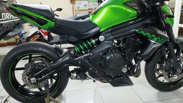 Ban Kawasaki ER6N 72015 HQCNChau AuFull thang ABS650cc - 18