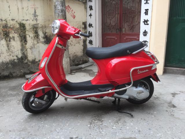 Ban Vespa Lx 125 3vie Do 2014 chinh chu ko dung den 29X19168 - 4