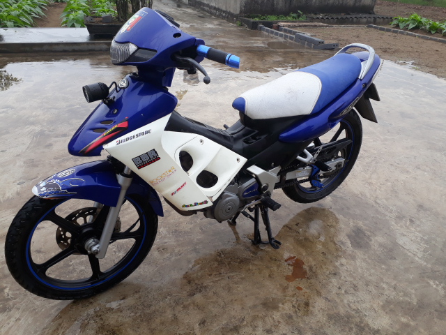 BAN XE FX 125