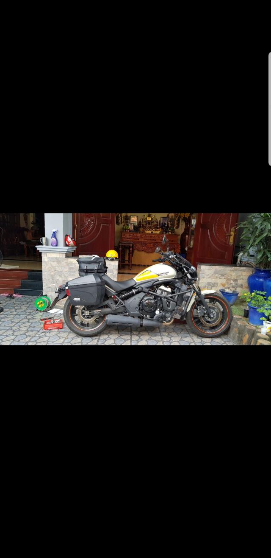 Ban xe Kawasaki Vulcan s650