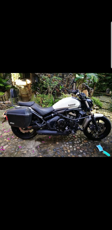Ban xe Kawasaki Vulcan s650 - 3