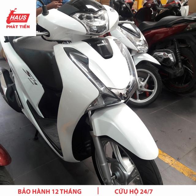 Ban xe SH150 T102017 mau Trang may zin moi di 12000kmchinh chu bao hanh 15 nam HVN0939960589