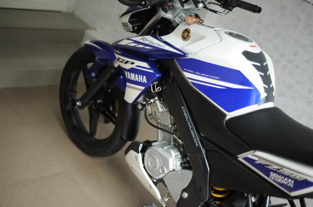 Ban xe Yamaha FZ150i zin nguyen chiec odo cuc thap