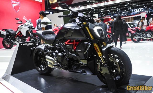 BIMS 2019 Gia xe Ducati Diavel 1260 duoc cong bo tai thi truong Thai Lan va DNA