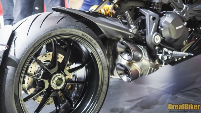 BIMS 2019 Gia xe Ducati Diavel 1260 duoc cong bo tai thi truong Thai Lan va DNA - 5
