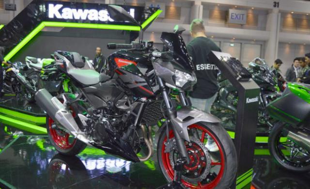 BIMS 2019 Gia xe Kawasaki Z400 2019 tai thi truong Dong Nam A vo cung hap dan - 5