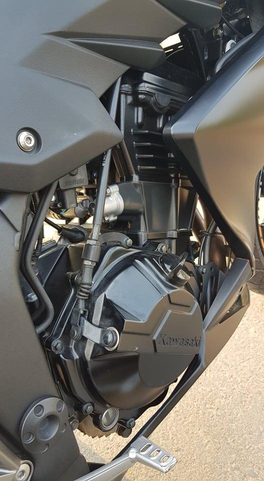 CAN BAN Kawasaki Z300 ABS 2018 - 2